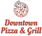 Downtown Pizza & Grill logo