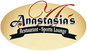 Anastasia's Restaurant & Sports Lounge logo