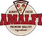 Amalfi Pizza logo