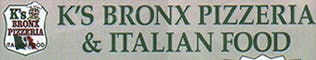 K's Bronx Pizzeria