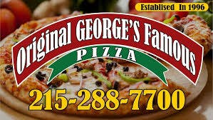 George's Famous Pizza