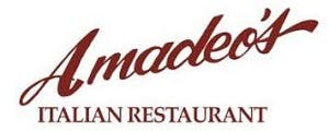 Amadeo's Too Restaurant