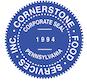 Cornerstone Pizza logo