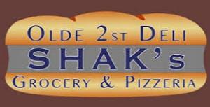 Shak's Olde 2st Deli, Grocery & Pizzeria