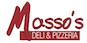 Masso's Deli & Pizzeria  logo