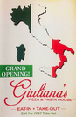 Giuliana's Pizza & Pasta House logo