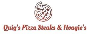 Quig's Pizza Steaks & Hoagie's