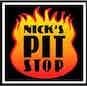 Nick's Pit Stop logo