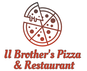 II Brother's Pizza & Restaurant logo