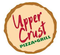Upper Crust Pizza And Grill logo