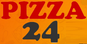 Pizza 24 logo