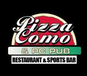 Pizza Como & PC Pub logo
