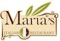 Maria's Pizzeria logo