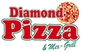 Diamond Pizza and Grill logo