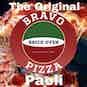 Original Bravo Pizza Paoil logo
