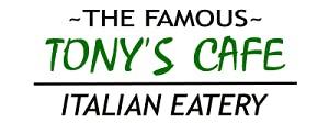 Tony's Cafe Italian Eatery