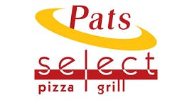 Pats Select Pizza | Grill