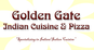 Golden Gate Indian Cuisine & Pizza logo
