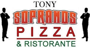 Tony Sopranos Pizza