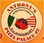 Anthony's Pizza Palace II logo