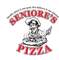 Seniore's Pizza logo