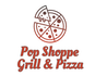 Pop Shoppe Grill & Pizza logo
