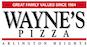 Wayne's Pizza logo