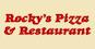 Rocky's Pizza & Restaurant logo