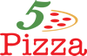 5pizza logo