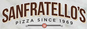 Sanfratello's Pizza logo