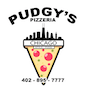 Pudgy's Pizza & Sandwiches logo