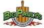 Big Pauly's Wood Fired Pizza logo