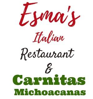 Esma's Italian Restaurant & Carnitas Michoacanas