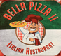 Bella Pizza 2 logo