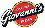 Giovanni's Roast Beef & Pizza logo