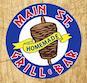 Burlington Main Street Grill logo