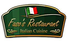 Faso's Pizza & Pasta