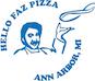 Hello Faz Pizza logo