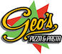 Geo's Pizza logo
