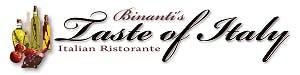 Binanti's Taste Of Italy