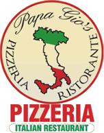 Papa Gio's Pizza logo