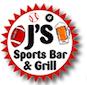 J's Sports Bar & grill logo
