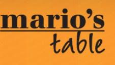 Mario's Table