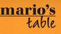 Mario's Table logo