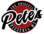 Pete's Pizza #2 logo