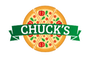 Chuck's Pizza logo