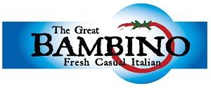 The Great Bambino Fresh Casual Italian