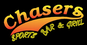 Chasers Sports Bar & Grill logo