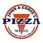 John & Eddie's Pizza logo
