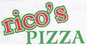 Rico's Pizza logo